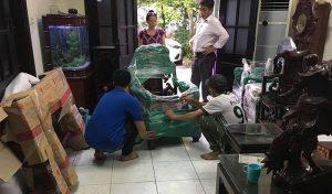 Dịch vụ chuyển nhà uy tín tại Biên Hòa