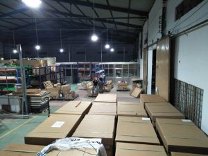 Dịch vụ vận chuyển kho xưởng trọn gói