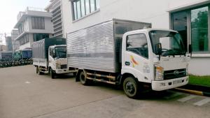 Dịch vụ xe tải chuyển nhà uy tín