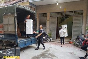 Dịch vụ chuyển nhà quận Bình Tân giá rẻ