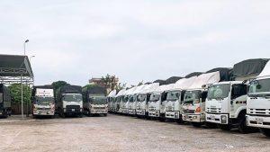dịch vụ xe tải chuyển nhà giá rẻ tại biên hòa