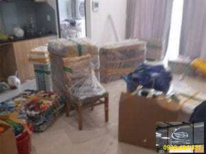 Giá chuyển nhà trọn gói