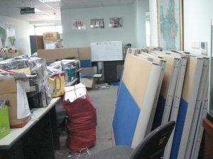 công ty chuyển văn phòng
